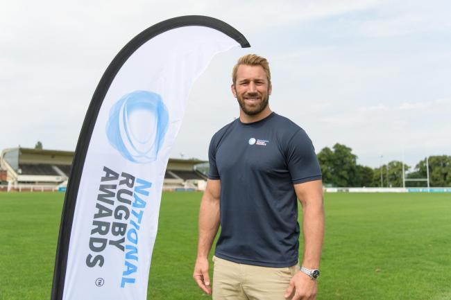 Robshaw praises Jones impact ahead of Rugby World Cup