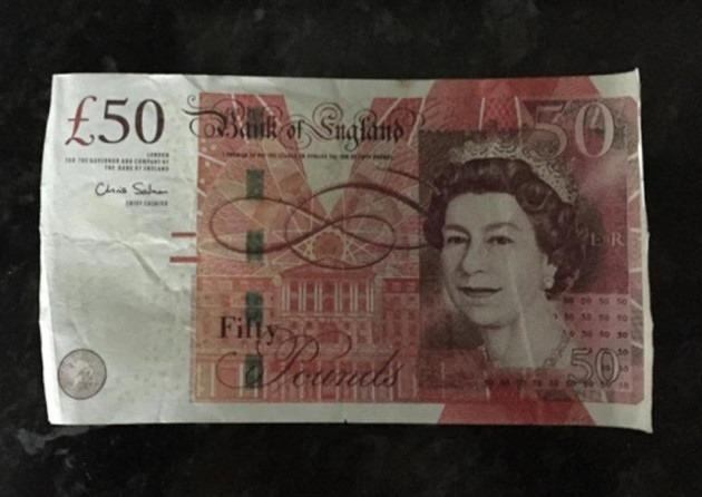 Police say fake £50 notes have been used at shops in Hereford and Ledbury.