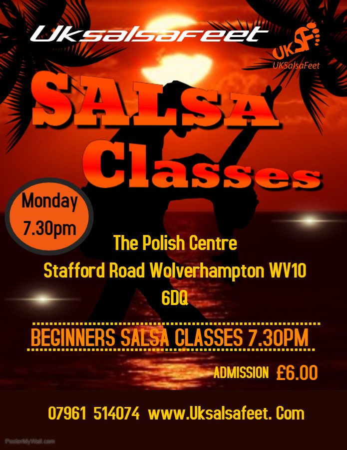 Beginnners Salsa Classes