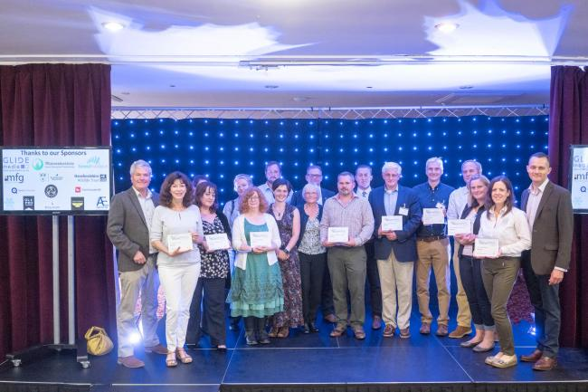 WINNERS: Last year's tourism award winners