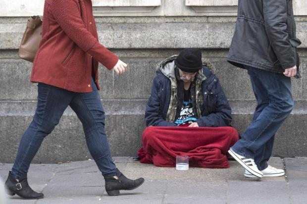 Councils in Worcestershire are investing an extra £60,000 in people at risk of homelessness. Photo by PA