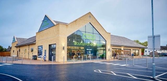 STORE: The Midcounties Co-operative at Bourton-on-the Water