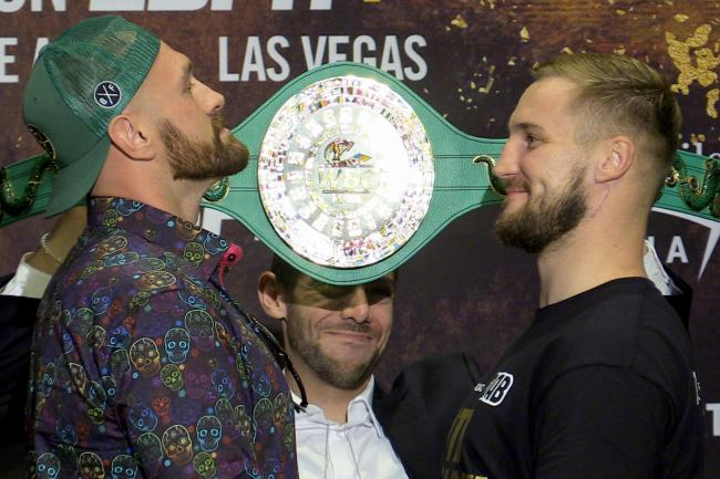 Tyson Fury has a new regime and a long-term plan as he seeks to regain his heavyweight belts