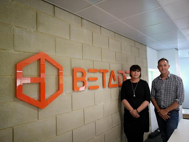 TECH: Linda Smith, CEO and Founder of BetaDen and Richard Slade, Director of BrandRefinery
