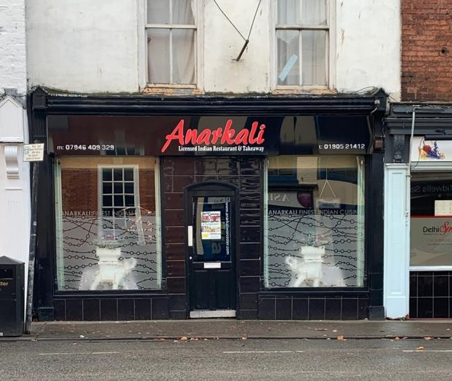 INSPECTION: Anarkali has got a one-star food hygiene rating after inspectors found flies in one of the storerooms
