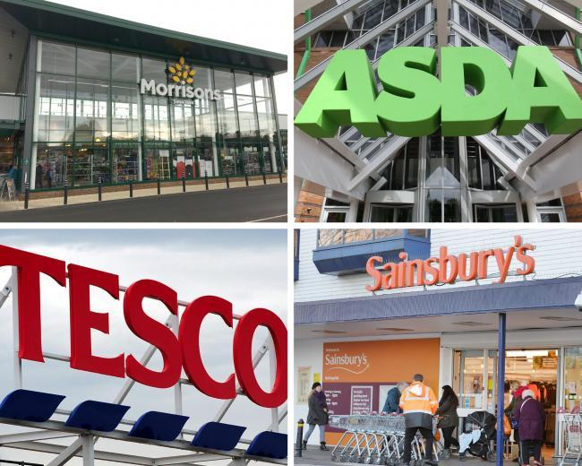 Which supermarkets are offering online delivery? Picture: Newsquest