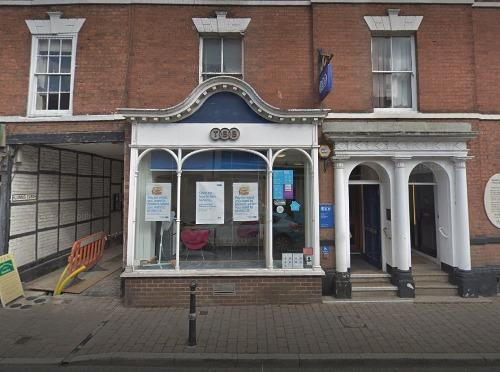 CLOSED: The TSB branch in Pershore