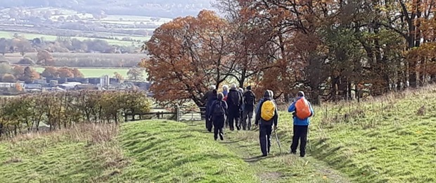 Broadway Tower & Cotswold Way with Evesham Ramblers