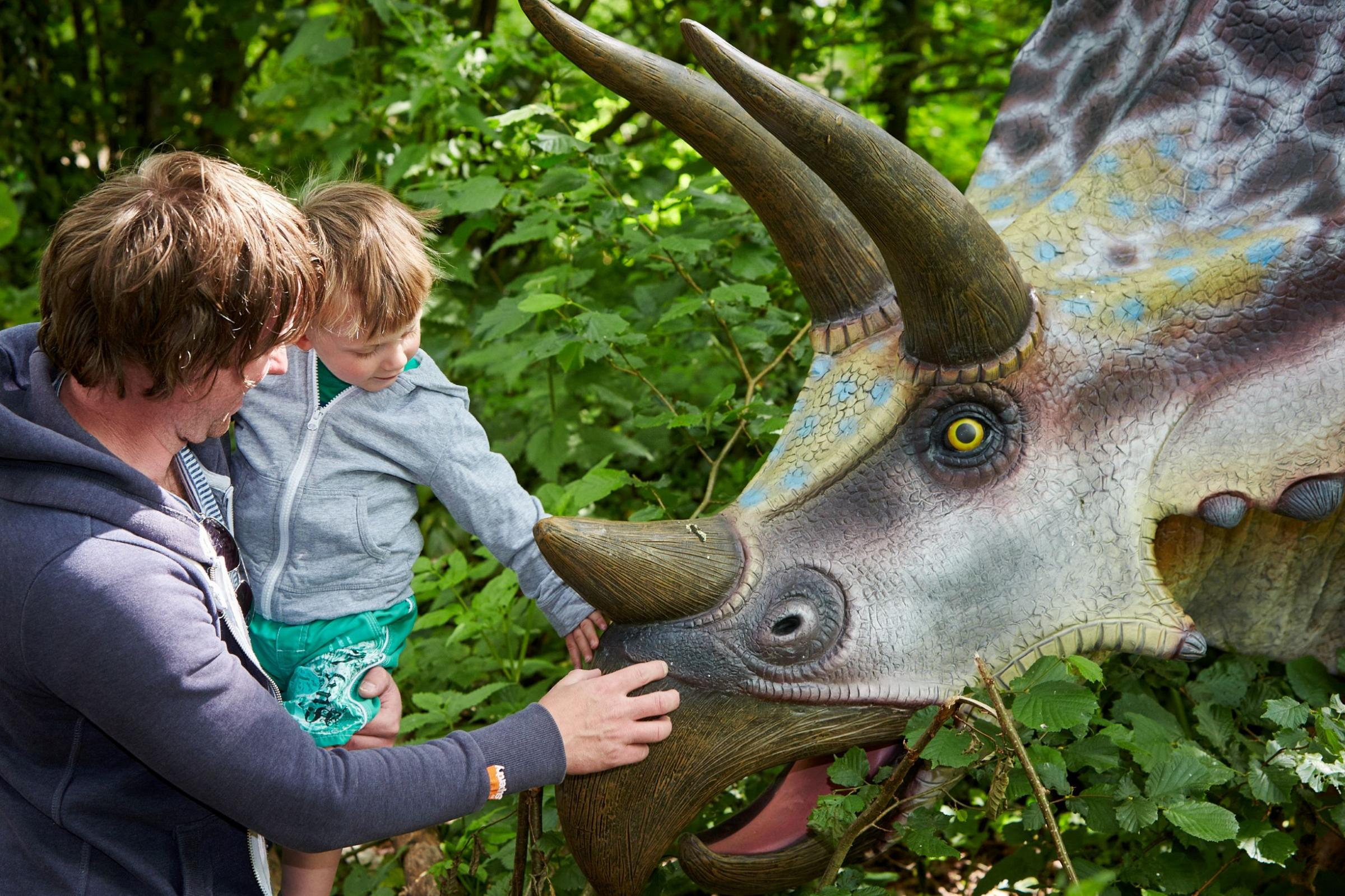 Roar-some Dinosaur Bank Holiday Weekend