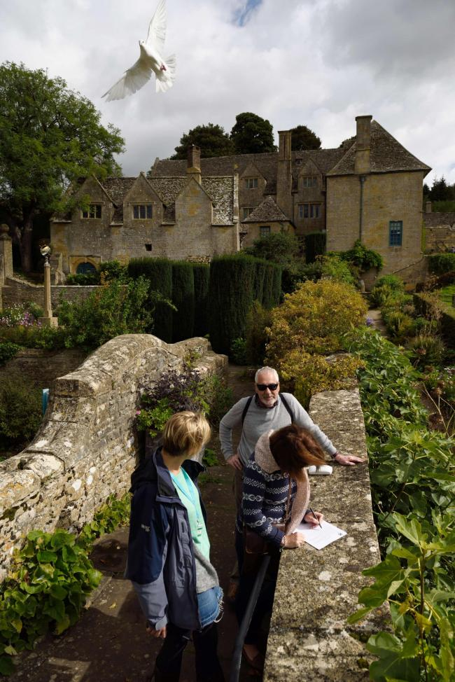 Snowshill Manor is hosting open days for potential volunteers