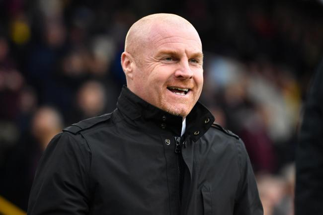 Burnley manager Sean Dyche was delighted with substitute Matej Vydra