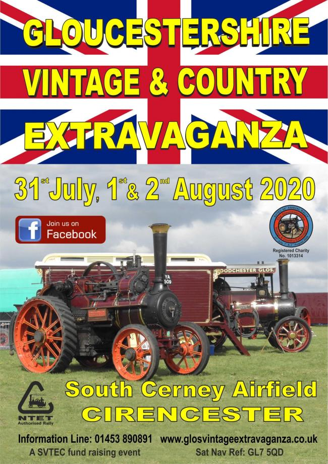ACTION-PACKED: The 46th annual Gloucestershire Vintage & Country Extravaganza
