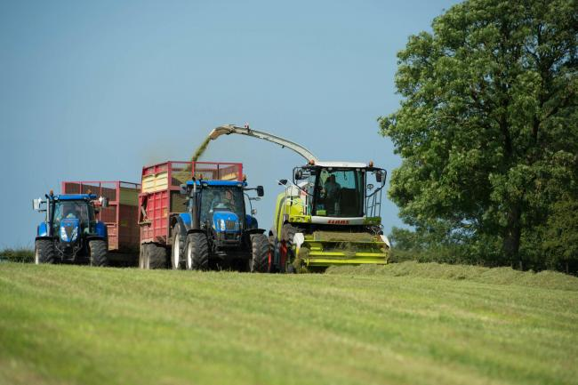 Tax relief over the use of red diesel will be kept for farmers