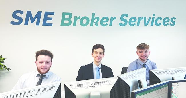 HELP: Luke, Marcel and Jake are all helping SME Brokerage