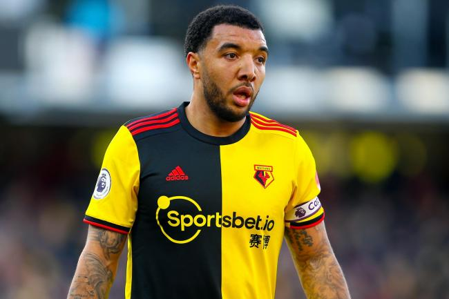 Troy Deeney has urged people to stay at home