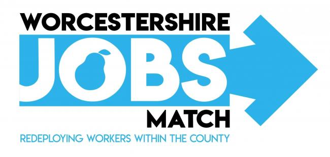 PAIRING SERVICE: Worcestershire Jobs Match has been launched to address problems caused by the Covid-19 pandemic