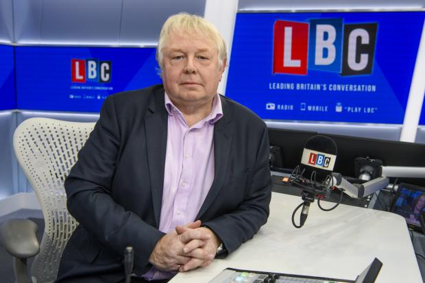 Cotswold Journal: Radio: Nick Ferrari presents the breakfast show on nationwide talk radio station LBC. Picture: Global/LBC