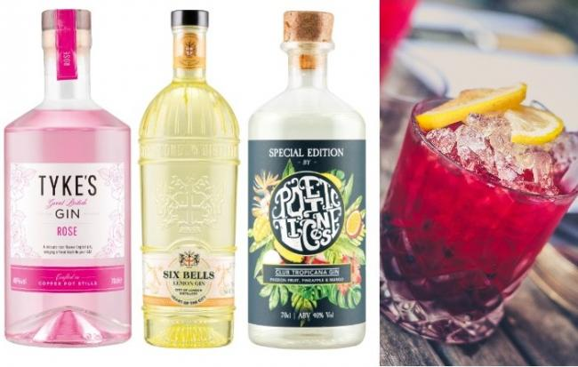 Lidl unveils new gins - including seaweed and watermelon flavours. Pictures: Lidl/Pixabay