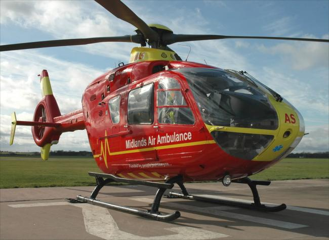 The Midlands Air Ambulance