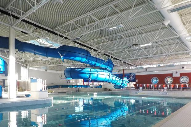 POOL: The Malvern Splash is being redeveloped