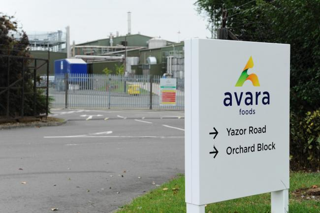 Avara Foods, Hereford. Outbreak confirmed
