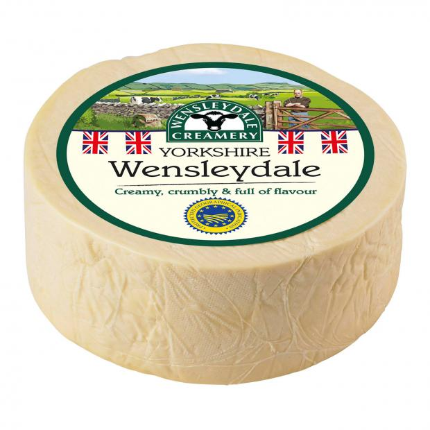 Cotswold Journal: Wensleydale cheese. Picture credit: Wensleydale Creamery
