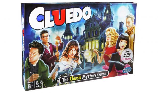 Cotswold Journal: Cluedo board game. Picture: Hasbro Gaming