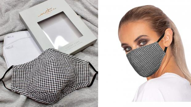 Cotswold Journal: This mask is thick and comfortable. Credit: Amazon / Virtue Code