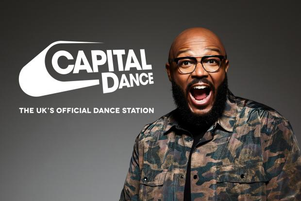 Cotswold Journal: MistaJam will front new national radio station, Capital Dance, and will host shows on sister station Capital. Picture: Capital Dance