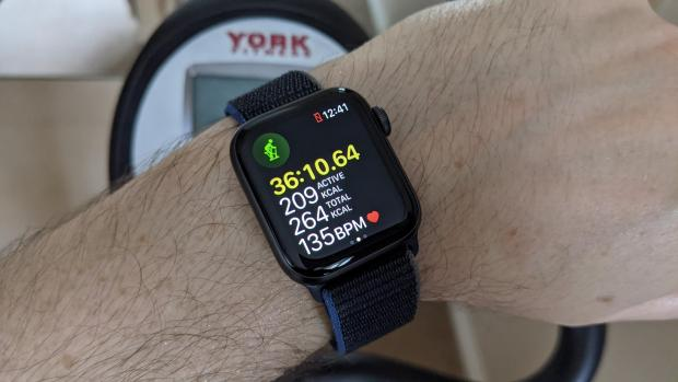 Cotswold Journal: The Apple Watch SE offers great fitness tracking features. Credit: Reviewed / Simon Hill
