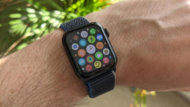 Cotswold Journal: Apple's apps are the best options on the Apple Watch SE. Credit: Reviewed / Simon Hill