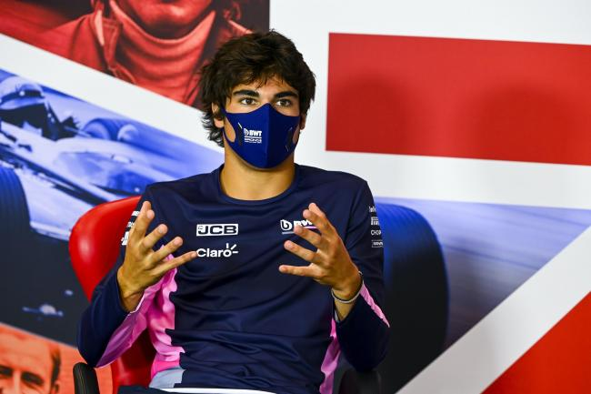 Lance Stroll tested positive for coronavirus following the Eifel Grand Prix