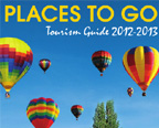 Local Tourist attractions for 2012