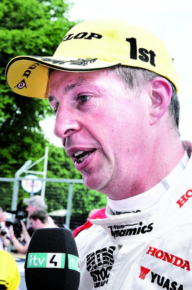 DOUBLE: Matt Neal.
