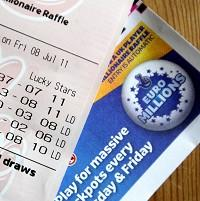 A 64 million pound EuroMillions prize remains unclaimed