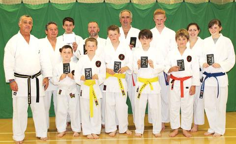 Cotswold Journal: Martial Arts: Vale students make the grade