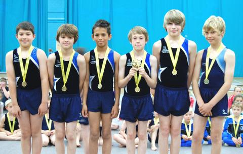 Gymnastics: Evesham group in form