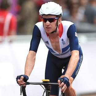 Bradley Wiggins is looking to take his fourth Olympic gold