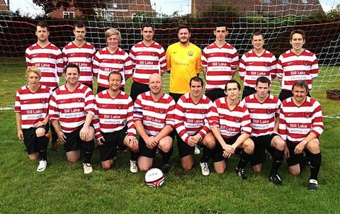 Offenham Rovers gear up for new season