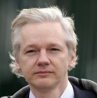 Julian Assange has been holed up in Ecuador's embassy in London since June 19