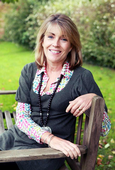 NEW ROLE: Jo Mitchell, aged 54, has taken over as executive director of the SMA Trust, based near Shipston