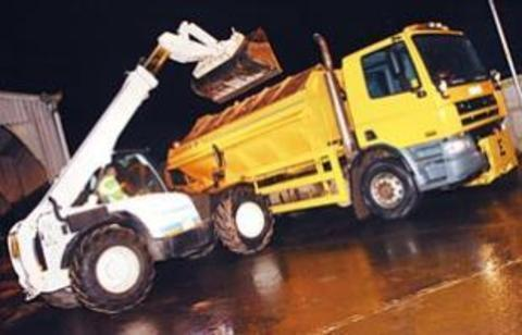 Gritters out on Worcesteshire roads as freeze is expected