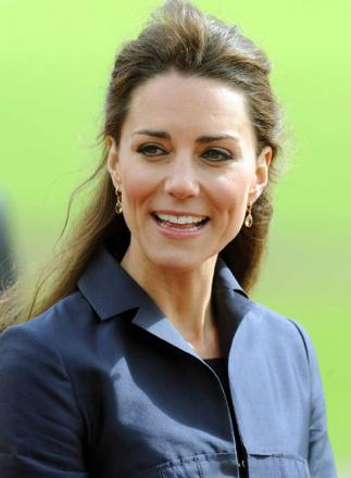 EXPECTING: The Duchess of Cambridge, Kate Middleton