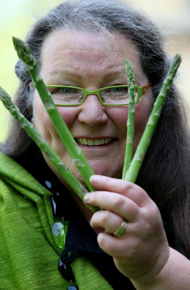 Cotswold Journal: Jemima Packington, the world's one and only asparamancer, has come up with a set of predictions for the year ahead based on the Vale's most famous vegetable.