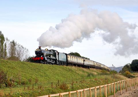 Cotswold Journal: Easter bunny hopping on the GWR