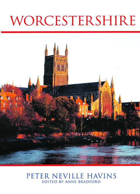 COVER: Worcestershire is a major history of the county.