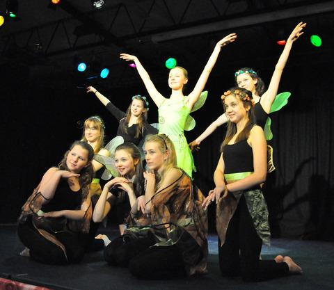 Flight to Neverland spectacular at The Cotswold School
