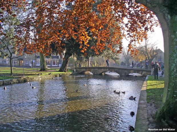 Cotswold Journal: Bourton-on-the-water