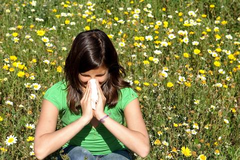 Cotswold Journal: Summer misery for hay fever sufferers