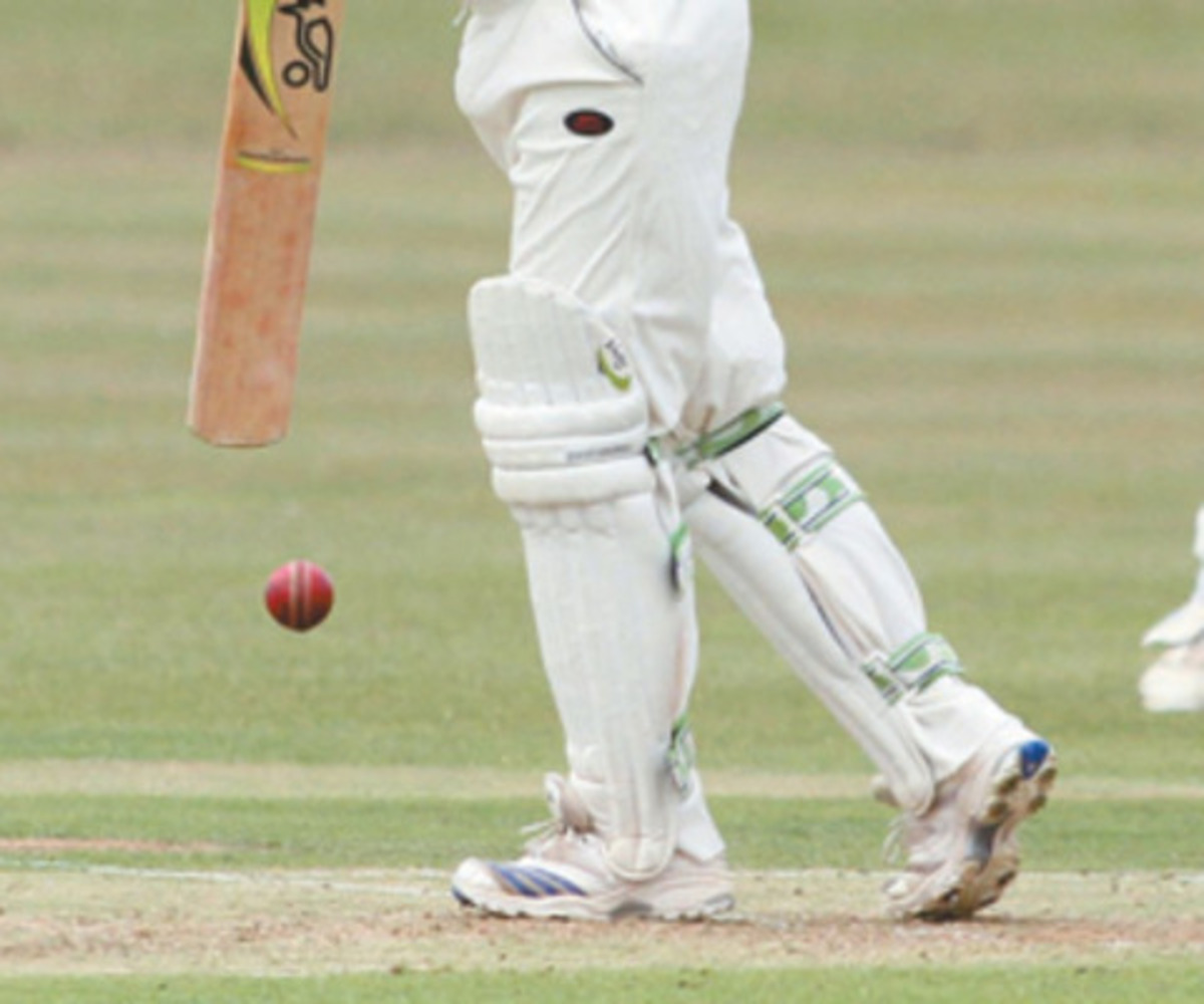 Pershore off to winning start in county cricket league